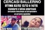 CERCO BALLERINO 12/13 O 14/15 OTTIMA B3/B2