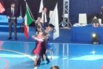Cerco patner danze standard e latine